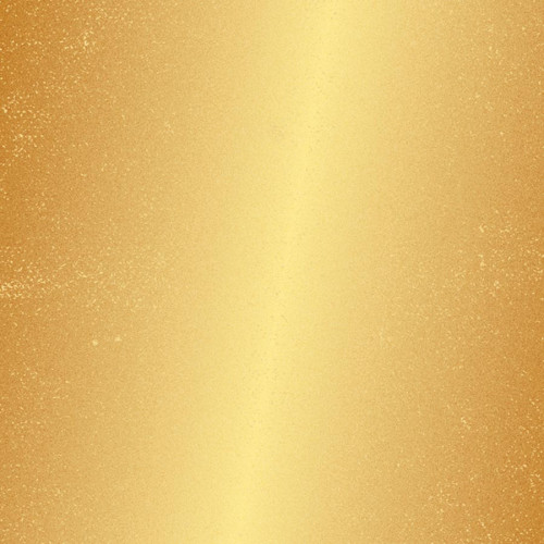 Papier - doré effet miroir - 30,5 x 30,5 cm