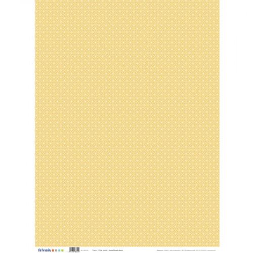 Scandisweet - Papier jaune - 50 x 70 cm