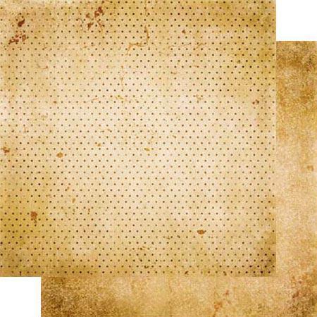 Double Dot Vintage - Papier Chiffon