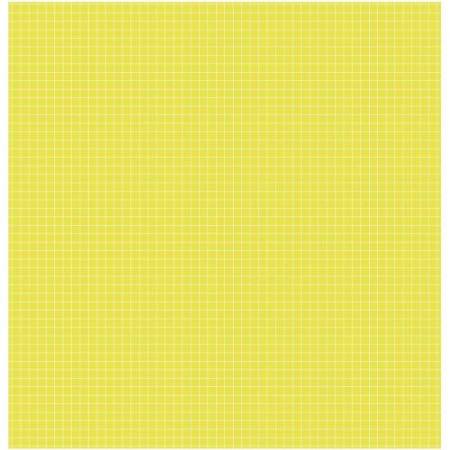 Basics - Cardstock pois-quadrillage - vert lime