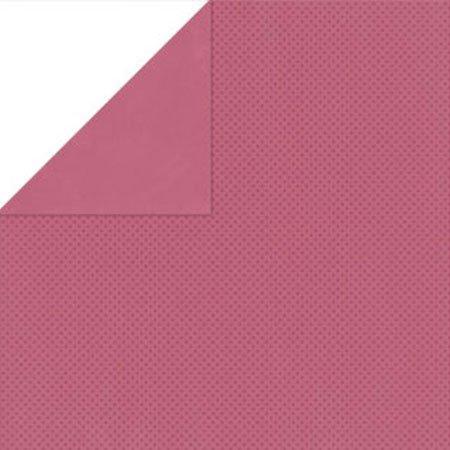 Double Dot - Papier Raspberry