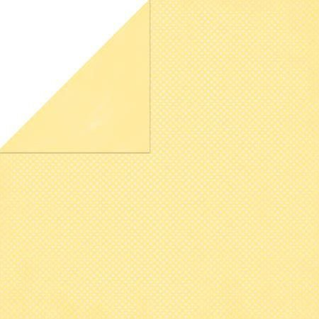 Double Dot - Papier Mellow Yellow