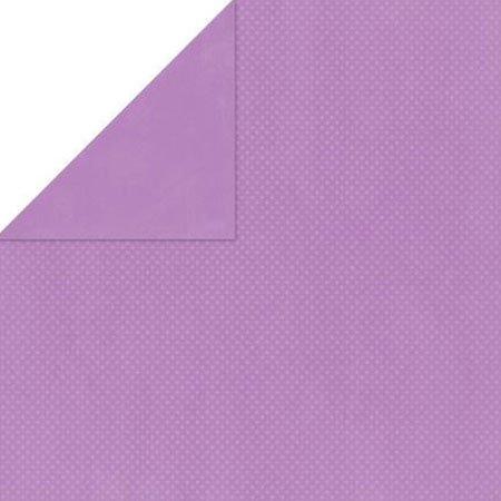 Double Dot - Papier Violet