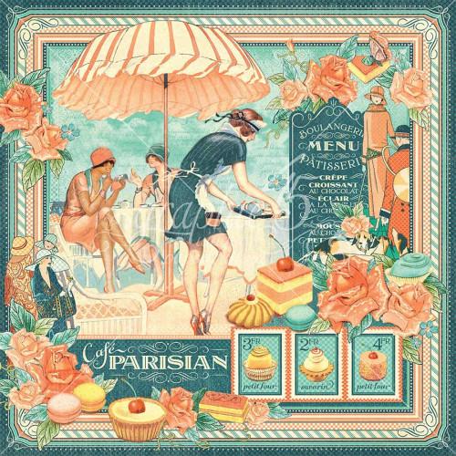Café Parisian - Papier Café Parisian