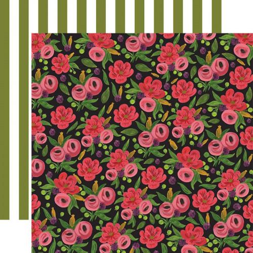 Flora - Papier Rose Garden Bouquet