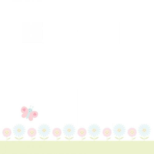 Adorable - Papier Fleurs
