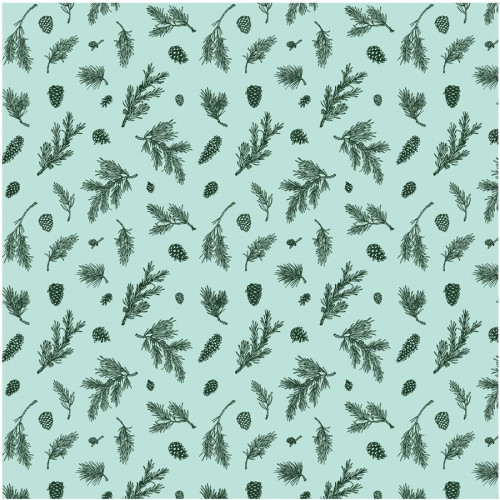 Mint Wishes - Papier Spearmint