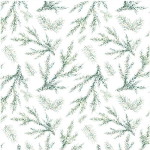 Mint Wishes - Papier Shiver