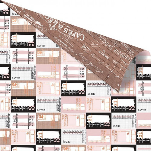 Amelia Rose - Papier Ticket