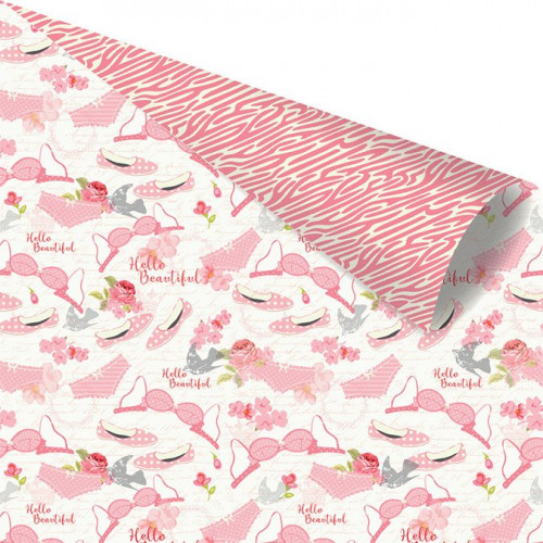 Julie Nutting - Papier Being Girly
