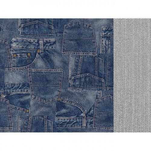Mountain Air - Papier Blue Jeans