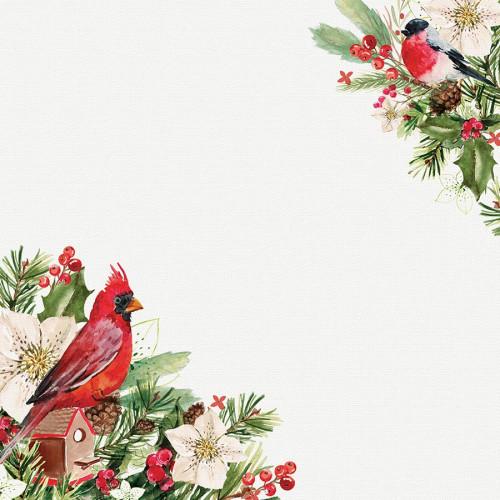 Peace & Joy - Papier Rejoicing