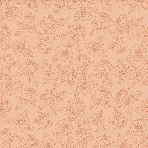 Peachy - Papier Taupe