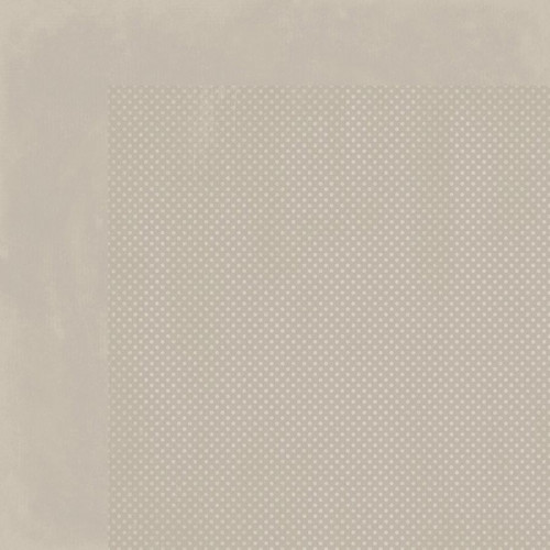 Double Dot - Papier Taupe