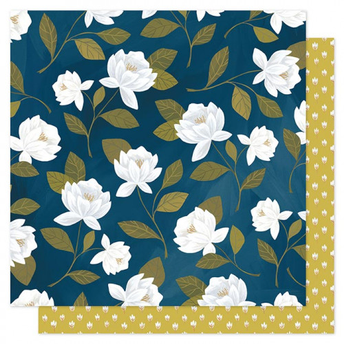 Goldenrod - Papier Raleigh Floral