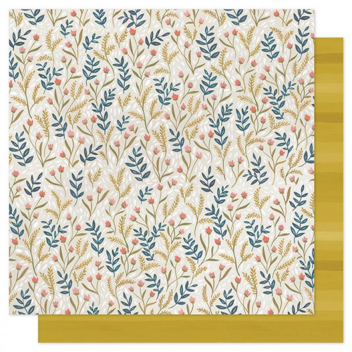 Goldenrod - Papier Meadow Floral