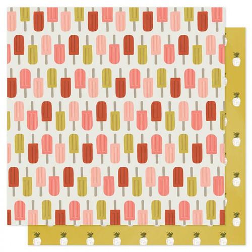 Goldenrod - Papier Popsicles Forever