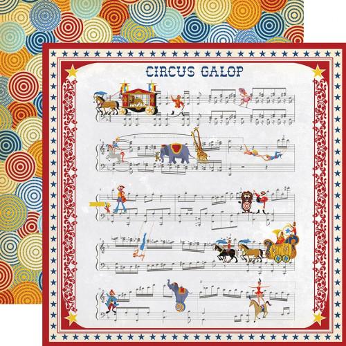 Circus - Papier Music Sheet
