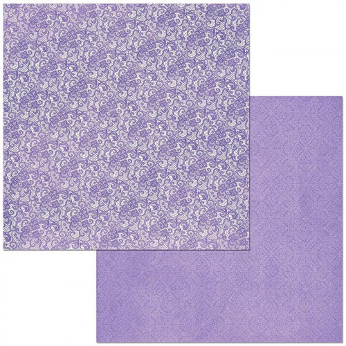 Bee-utiful You - Papier Double Dot Lace - lilas