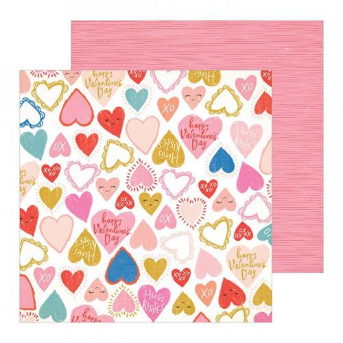 La La Love - Papier Heartbeat