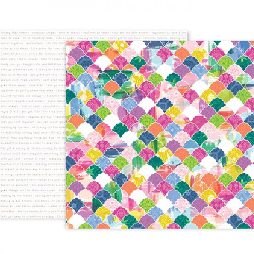 Horizon - Papier #20