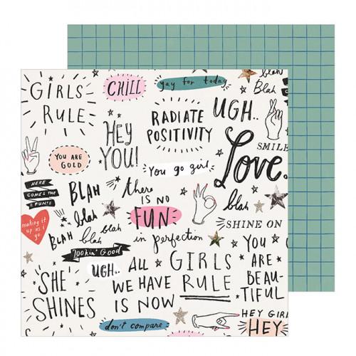 All Heart - Papier Go Girl