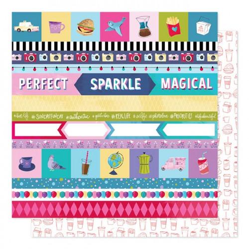 Sparkle City - Papier Perfect Day