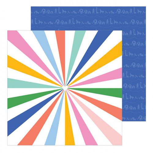 Big Top Dreams - Papier Carousel