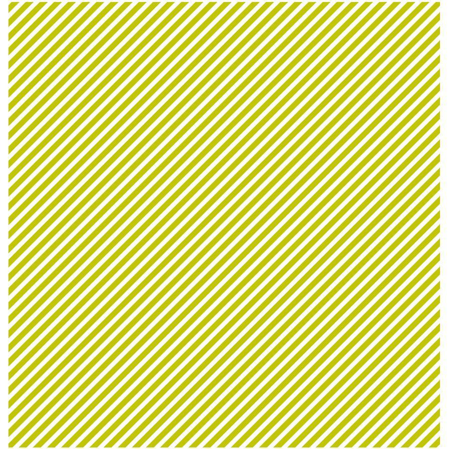 Basics - Cardstock étoile-rayure - vert