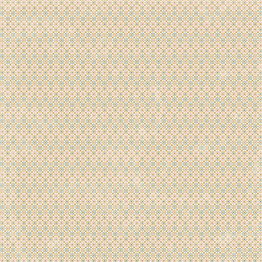 Botanical - Papier Echeveria