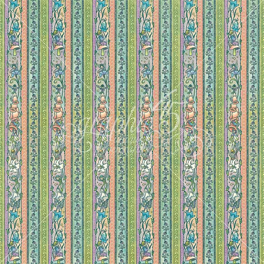 Fairie Dust - Papier Daisy Chain