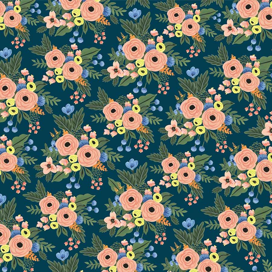 Flora 2 - Papier Primrose Patch