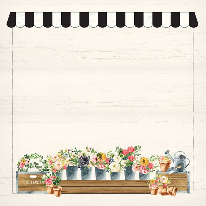 Spring Market - Papier Home Delivery