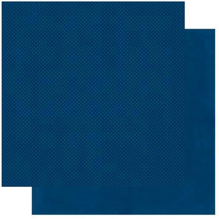 Double Dot - Papier Dark Denim
