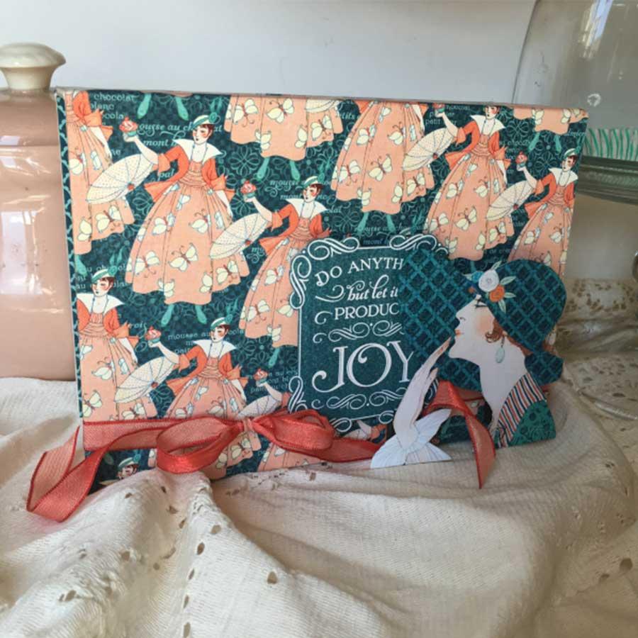 Café Parisian - Papier Parasol Bouquet