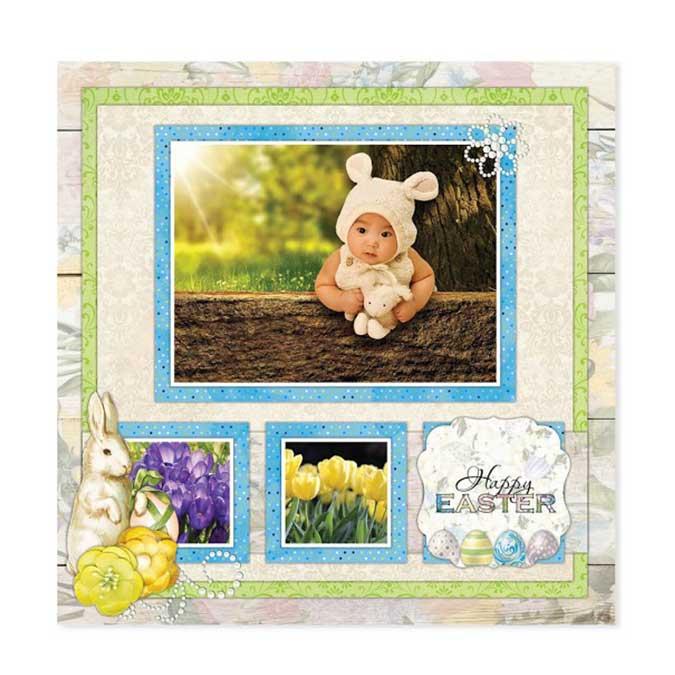 Cottontail - Papier Pastels