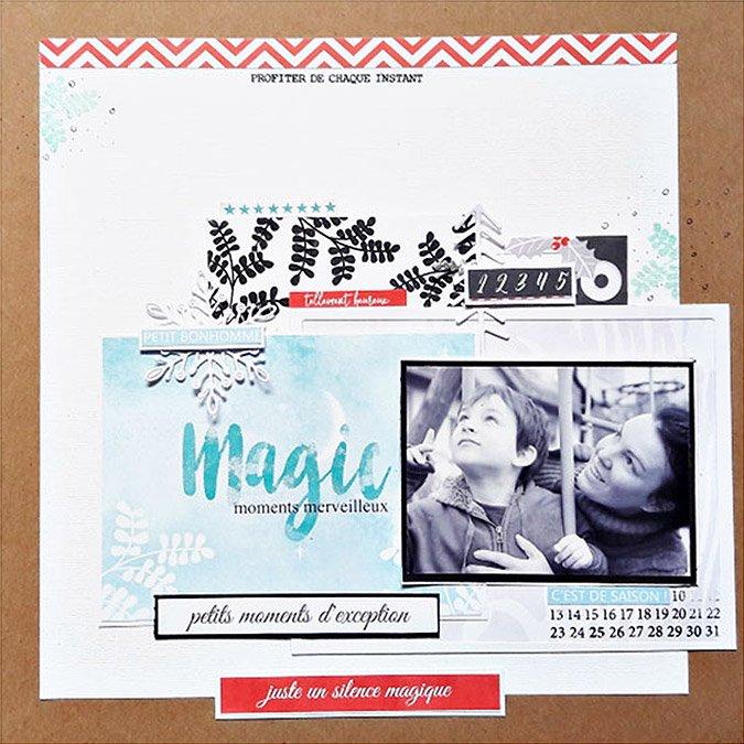 This is Magic - Papier #4