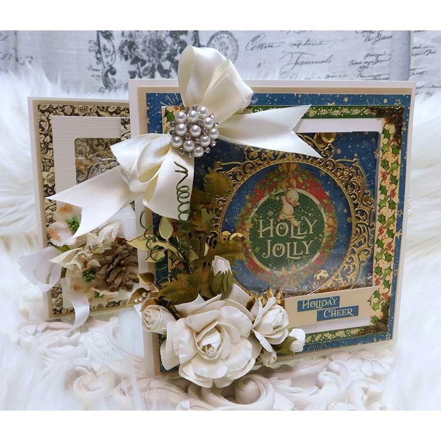 Christmas Magic - Papier Kewpie Christmas