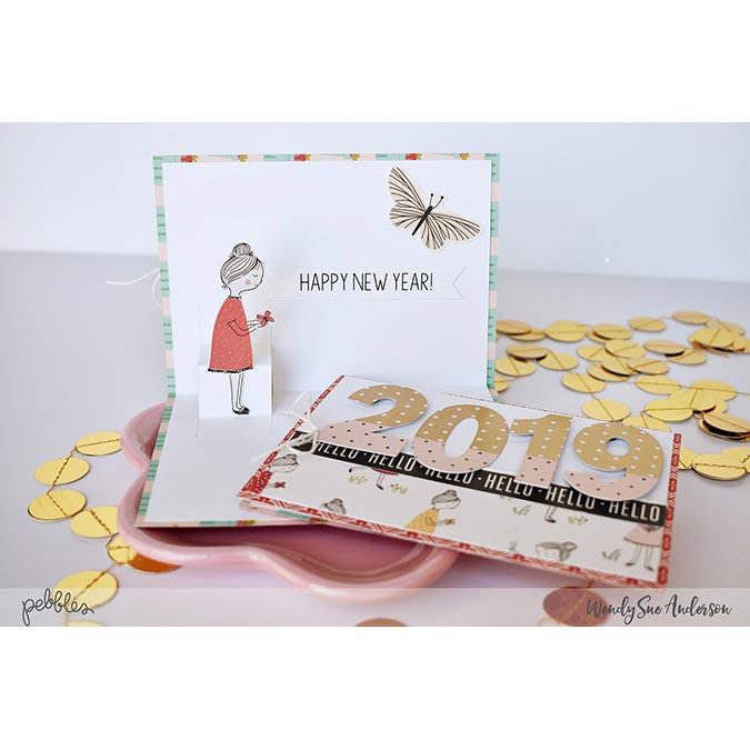 Along the Way - Papier Flutter