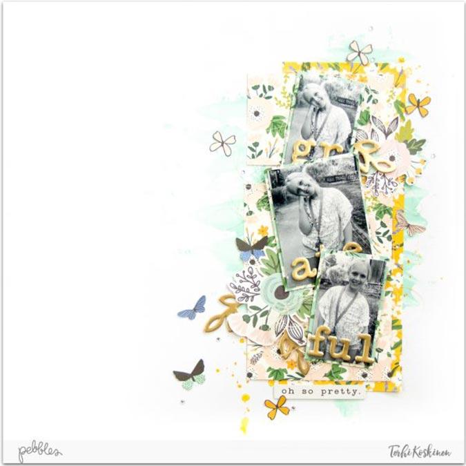 Along the Way - Papier Bird Seed
