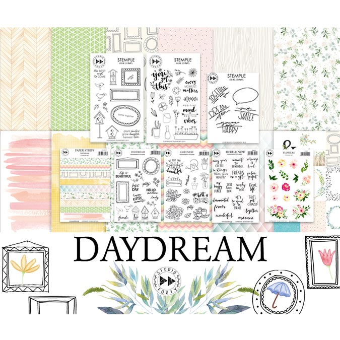 Daydream - Papier #2
