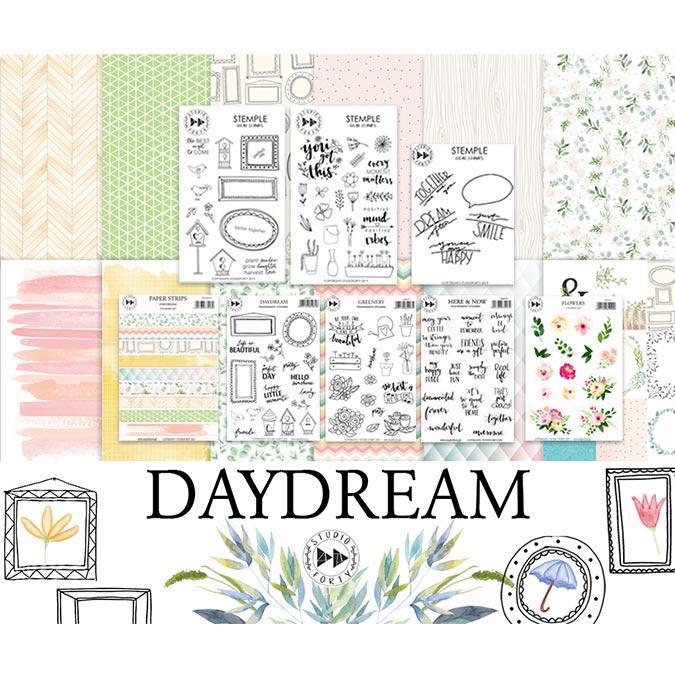 Daydream - Papier #3