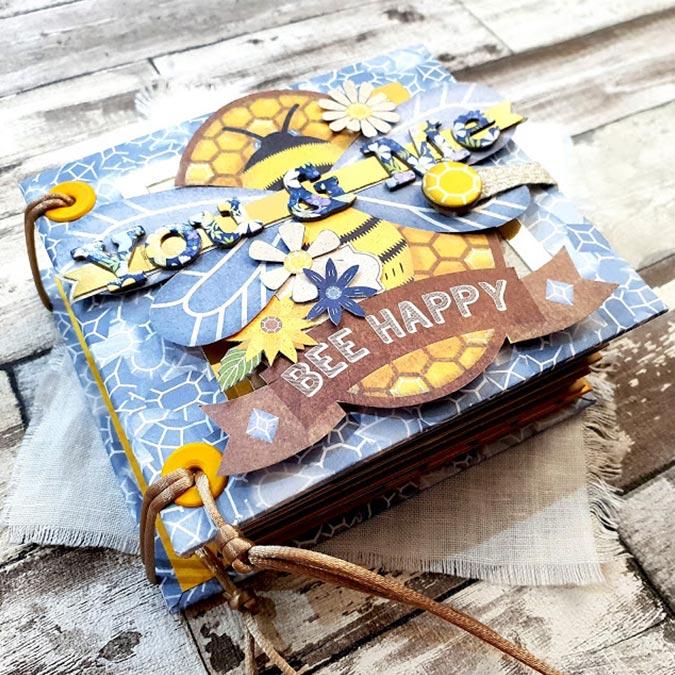 Bee-utiful You - Papier Adore