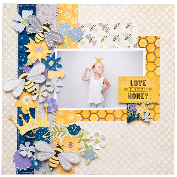 Bee-utiful You - Papier Pretty