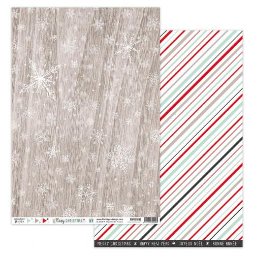 Cosy Christmas - Papier #1