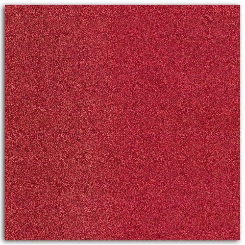 Oh Glitter ! - Papier adhésif - rouge