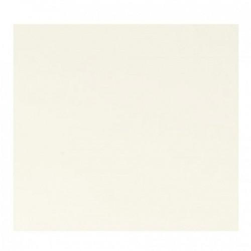Feuille Simili Cuir - blanc - 30 x 30 cm
