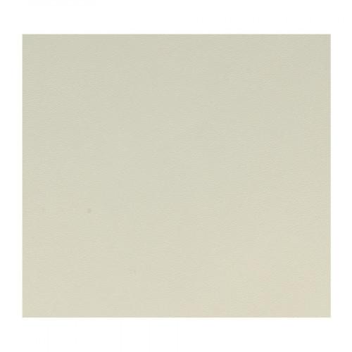 Feuille Simili Cuir - gris - 30 x 30 cm