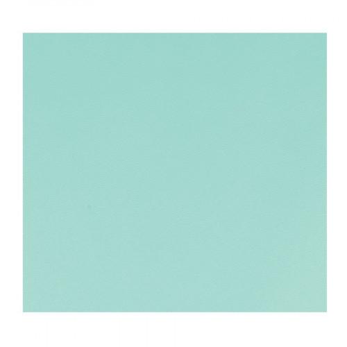 Feuille Simili Cuir - vert d'eau - 30 x 30 cm