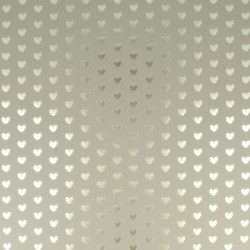 Papier - Heart Foil